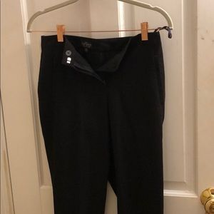 Topshop petite tapered trousers